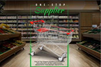 Where to Find a Supplier can Offer the Supermarket Carts?