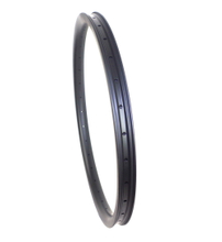free shipping 2pcs 26ER DH carbon rims 40mm width 32mm depth tubeless downhill rims