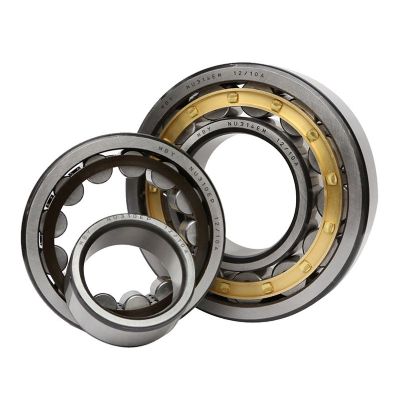 RSL single row full complement cylindrical roller bearings