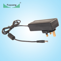 plug in connection 12V 24V li-ion battery charger