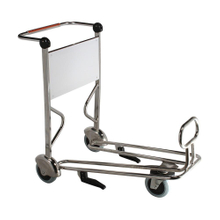 Airport Passenger Baggage Nestable Trolleys Manufacturer