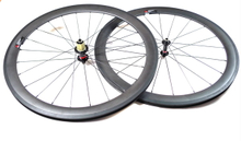 CARBON WHEELS 50MM CLINCHER