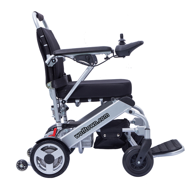 WFT-A06 Folding / Portable Motorized Electric Wheelchairs