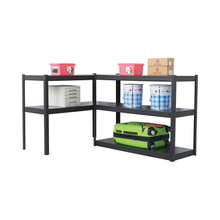 Custom Light Duty Storage Boltless Industrial Racking