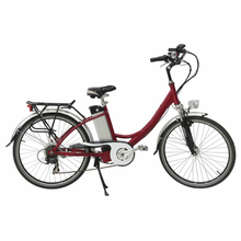 26 inch city electric bicycle for woman with EN 15194