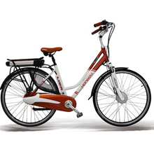 700c tyre popular city e-bike for lady