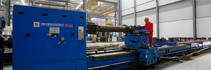 C61200 Heavy Horizontal Lathe<br> (Max. diameter 2000mm, Max. length 16,000mm)
