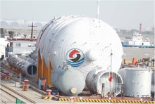 Pressure Vessels for Ammonia/Urea plant