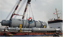 Vacuum Flasher (Refinery project)