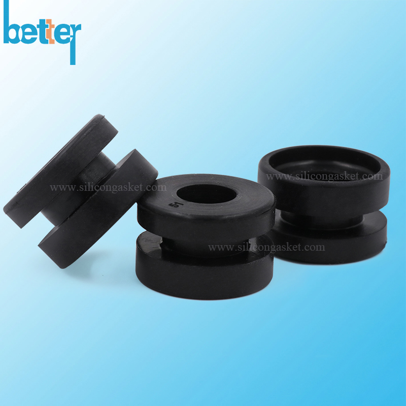 Rubber Cable Grommet Custom Made Rubber Cable Grommet