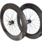 fixed gear carbon wheels track carbon wheelset 88mm,23 mm width,clincher,