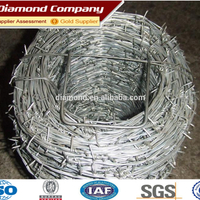competitive price barbed wire for hot sale