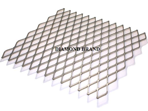 heavy duty diamond mesh sheet expanded metal mesh price home depot ...