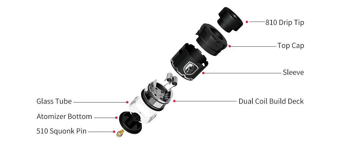 Faris RDTA Components