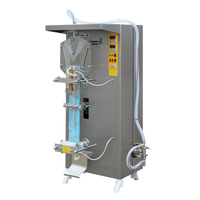 Automatic Sachet Water Filling Sealing Machine