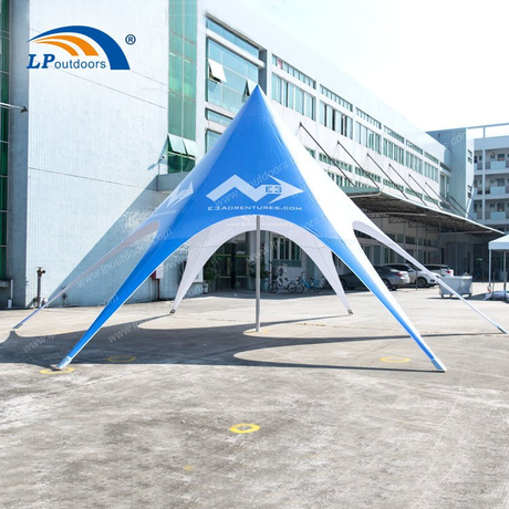 10m Outdoor Hot Sale Customs Printing Exhibition Tent