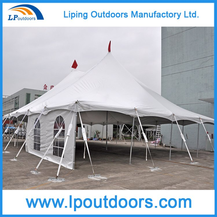 30X60' High Peak Pole Tent