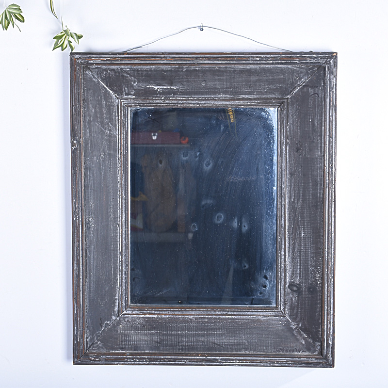 Wholesale Vintage Home Decor | Wholesale Antique Handmade Reclaimed Wood Wall Mirror For Home