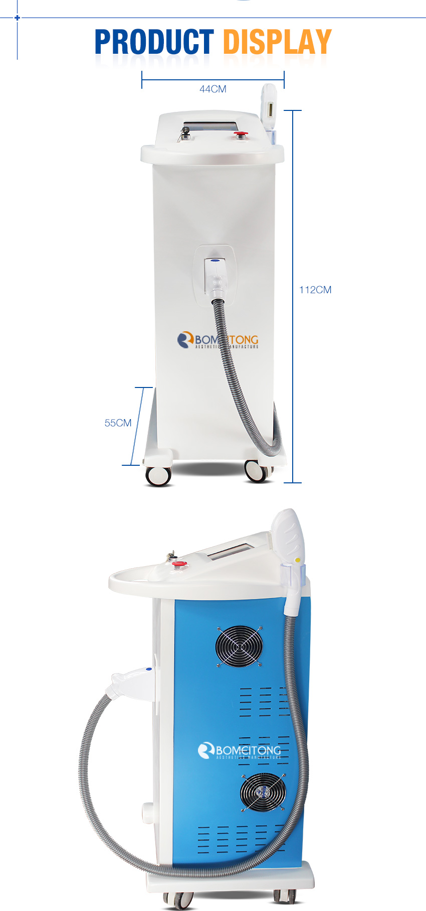super hair removal machine details