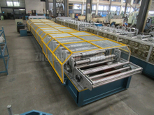 15 Years Lifetime Mitsubishi Controller T8 Profile Metal Roof Roll Forming Machine with CE Certificate