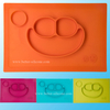 Baby Silicone Dinner Plate