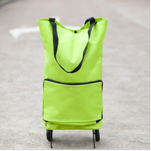 Unique Design Factory Price Shopping Trolley Bag Wheels