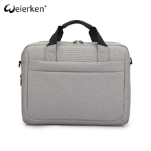 stylish anti-theft business computer bag messenger bag canvas