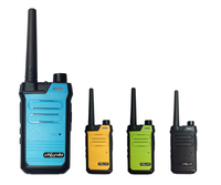 CD-A1 Mini Colorful PMR walkie talkie two way radio