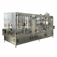 3L-10L Linear Type Water Bottling Plant From China