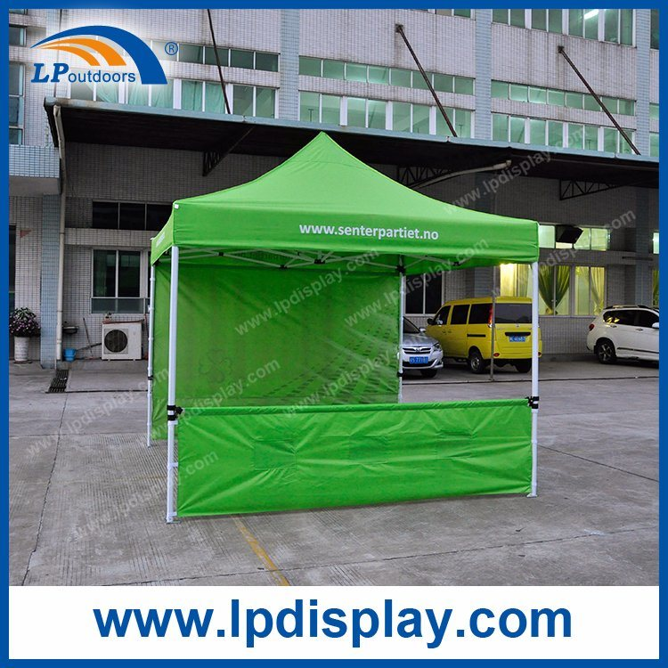 Colorful Steel Canvas Folding Tent