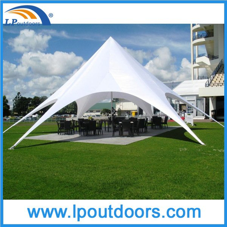 2015 Beautiful Event Star Shade Tent for Event
