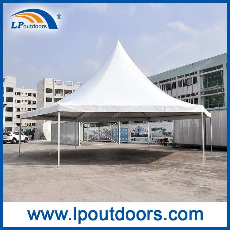 Dia 12m Outdoor Hexagon Pagoda Tent for Events