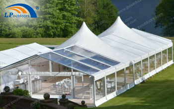 What Can European Outdoor Wedding Banquet Tent Bring To Your Wedding