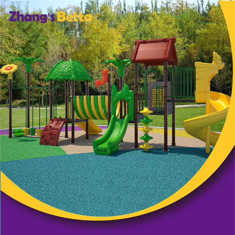 Outdoor Play Equipment: Good Quality China Outdoor Preschool Playground Equipment