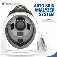 Skin Analyzer Device with Moisture Pen