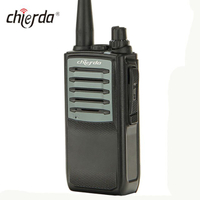 CD-K10 Super Flashlight 5W Powerful VHF UHF Walkie Talkie