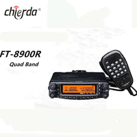 FT-8900R Original mobile radio HF vhf uhf Dual Band mobile car radio
