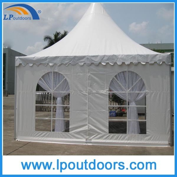 Outdoor Luxury Aluminum Gazebo Tent