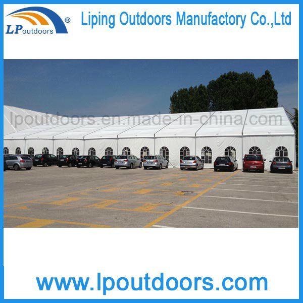 Big Outdoor Aluminum Frame Trade Show Party Tent for Exhibition