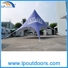 Dia16m Outdoor Single Top Spider Canopy Star Tent for Sale