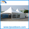 6X12m Spring Top Tent For Horse Bike Race