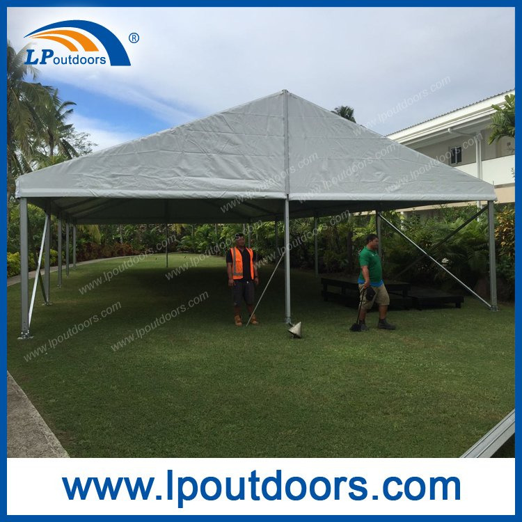 10X20m Outdoor Luxury Festival Tent with Lining and Wood Floor