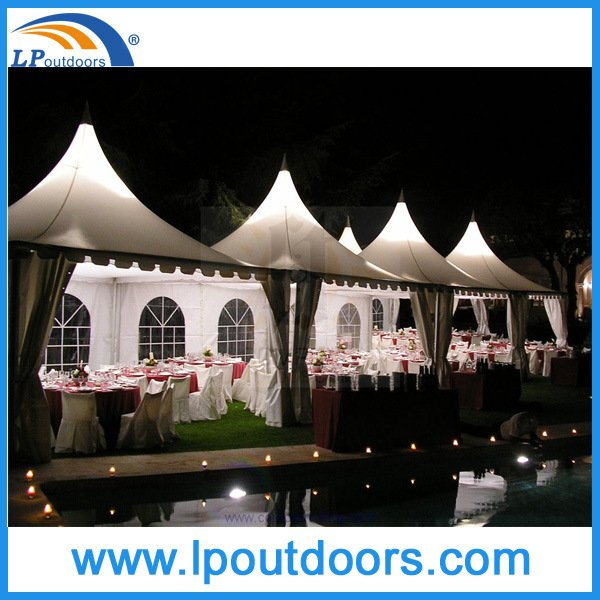 5X5m Wedding Marquee Event Pagoda Tent