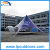 Dia 16m Coffee Advertising Display Star Tent for Events