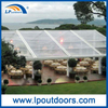 Luxury Clear Roof Transparent Wedding Event Marquee Party Tent