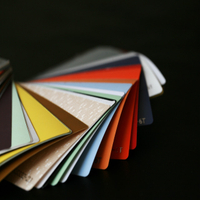 Solid Color / Matte Rigid Decorative Film