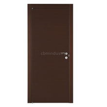 FD-3 Flush Door Brown cloor design can be customized