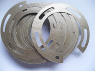 High temperature mica gasket, Mica Gaskets with Steel