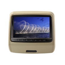 9Inch Clip-on Headrest DVD Player