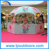 Dia3X2.6m Hexagon Dome Kiosk Tent for Promotions